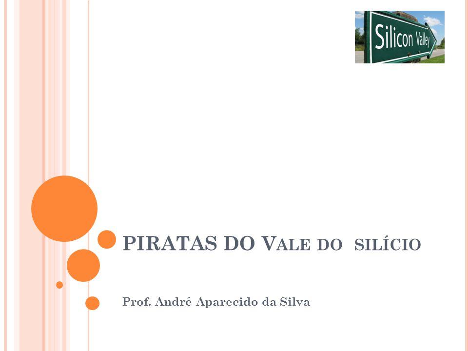 PIRATAS DO V ALE DO SILÍCIO Prof. André Aparecido da Silva