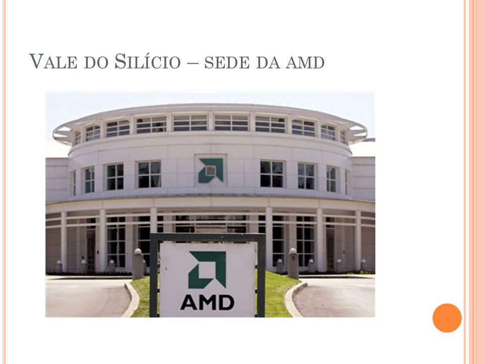 V ALE DO S ILÍCIO – SEDE DA AMD