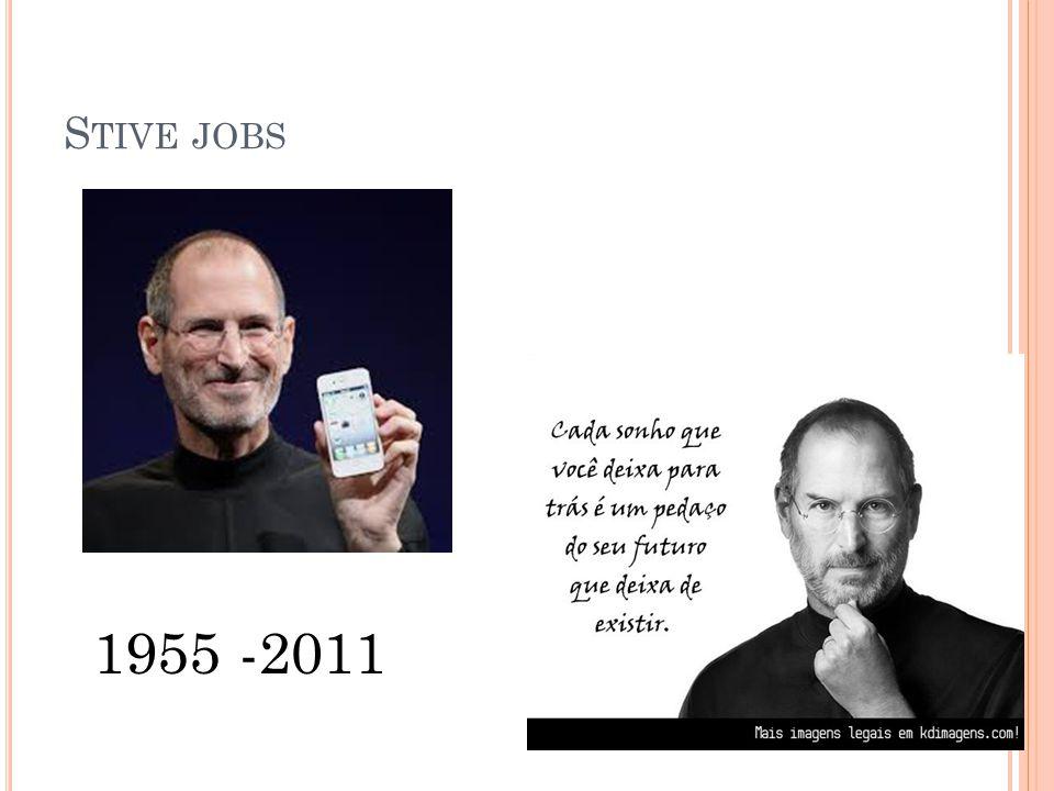 S TIVE JOBS 1955 -2011