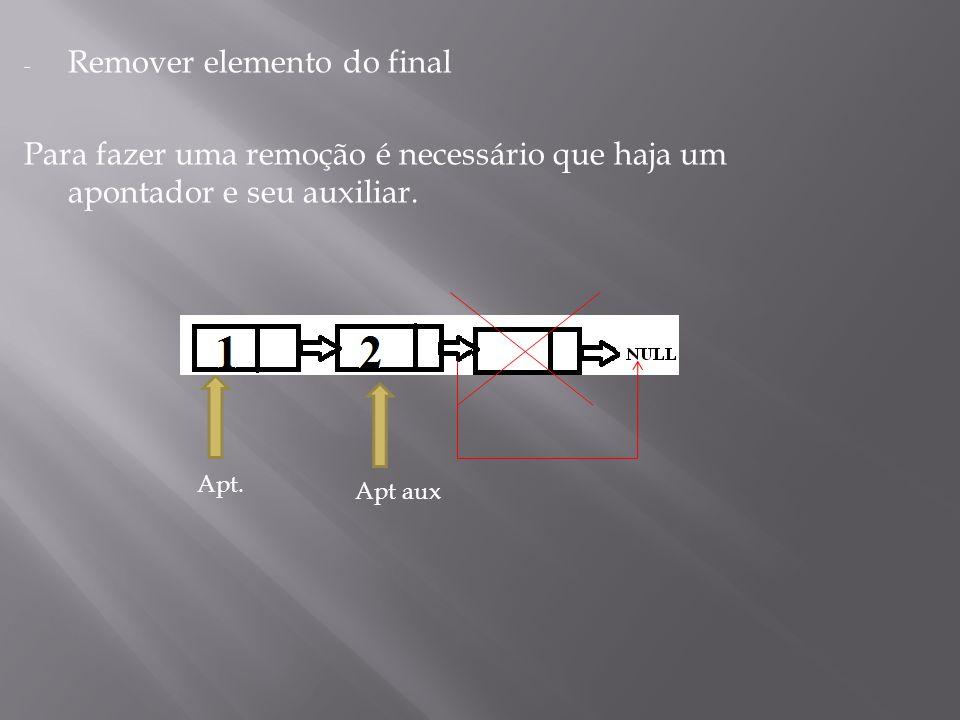 //Buscar Elemento public void pesquisaELemento(int nota){ Aluno aux = this.primeiro; while(aux.getProximo() != null){ if(aux.getNota() == nota){ System.out.println( Nota encontrada: +nota); } aux = aux.getProximo(); }