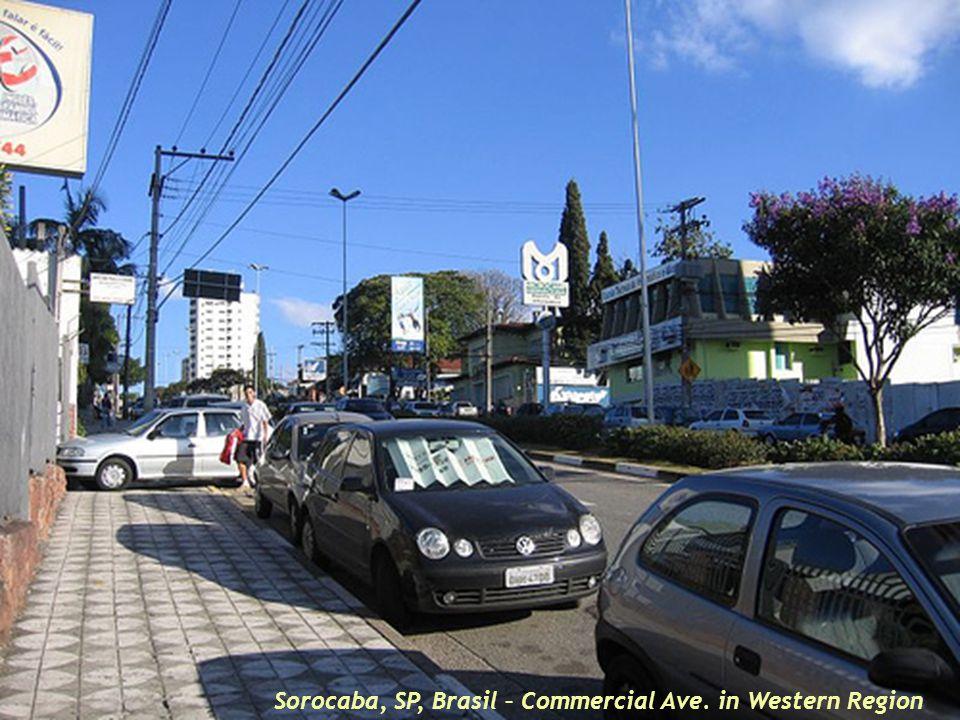 Sorocaba, SP, Brasil – Residential houses