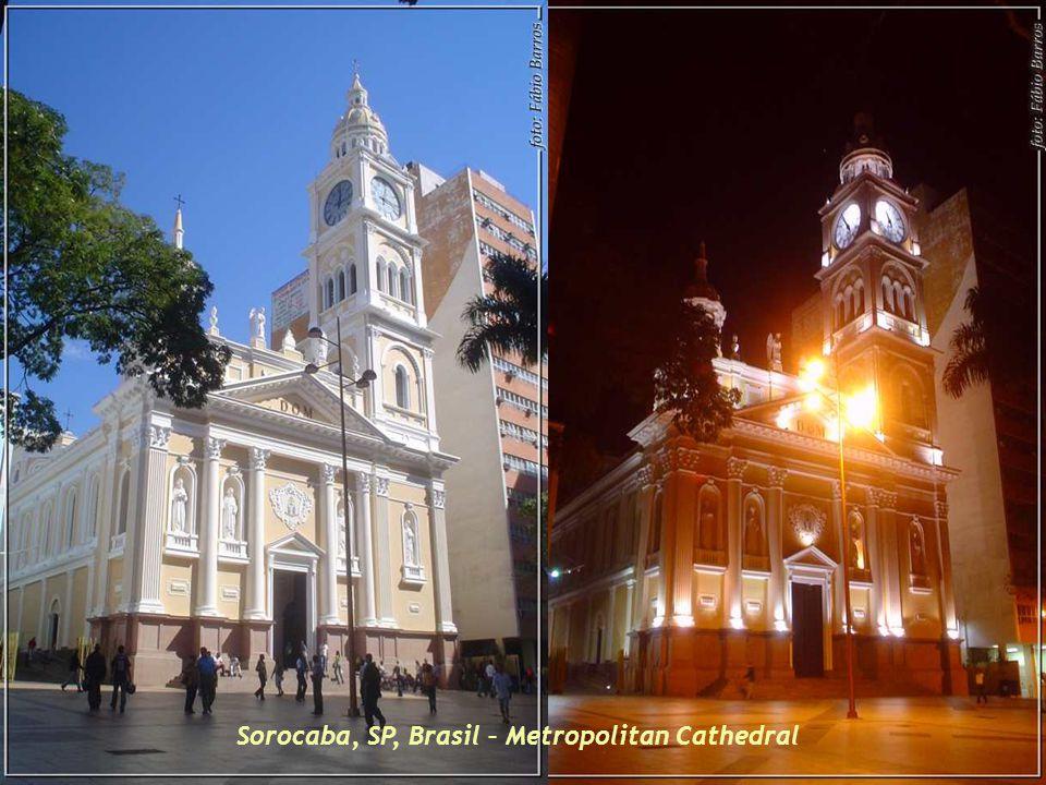 Sorocaba, SP, Brasil – City Hall