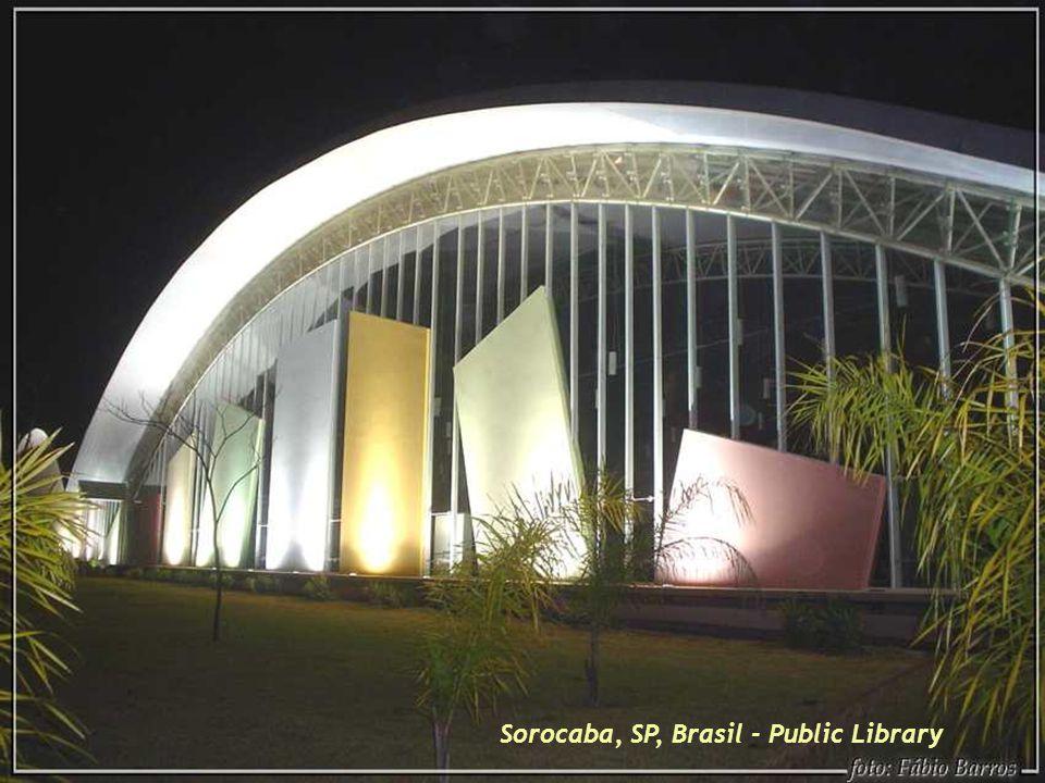 Sorocaba, SP, Brasil – Metropolitan Cathedral