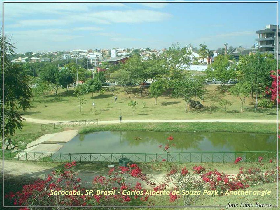 Sorocaba, SP, Brasil - Carlos Alberto de Souza Park – South Region