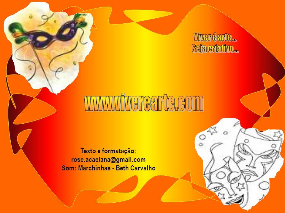O carnaval é considerado uma das festas populares mais animadas e representativas do planeta terra...