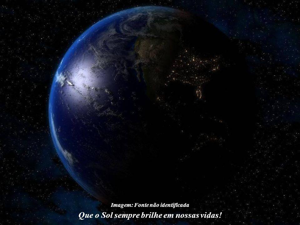 ☼ O Futuro da Humanidade e a Civilização Solar Que o Sol sempre brilhe em nossas vidas! Pare a imagem e só prossiga depois que você interiorizar a vis
