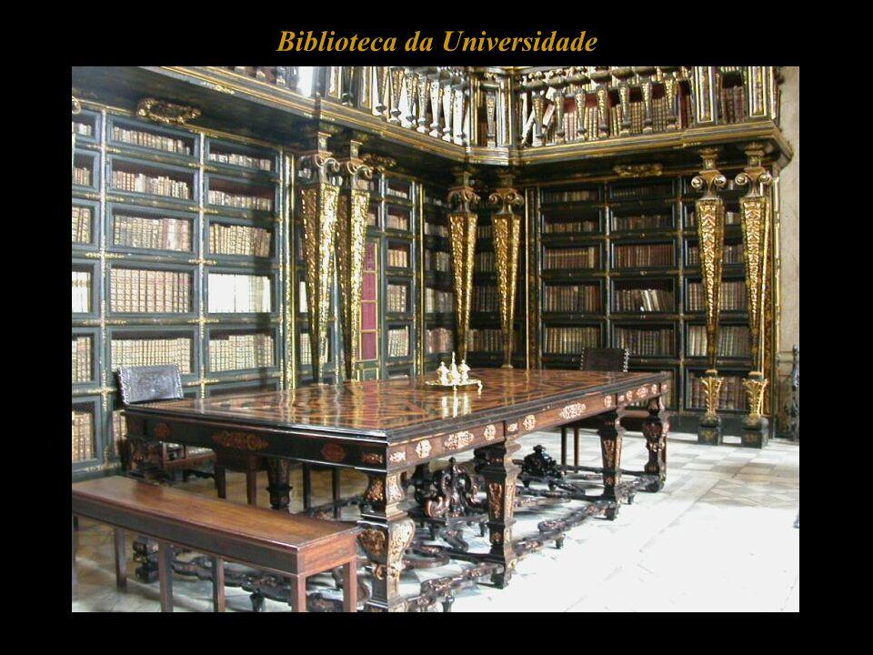 Biblioteca da Universidade