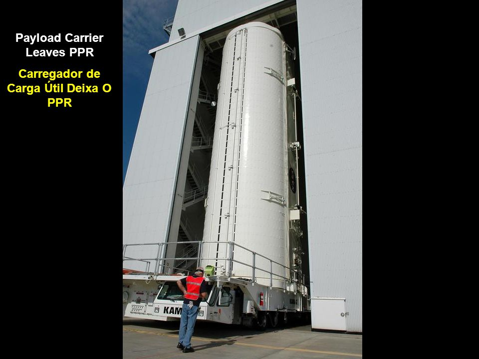 Payload Carrier Leaves PPR Carregador de Carga Útil Deixa O PPR