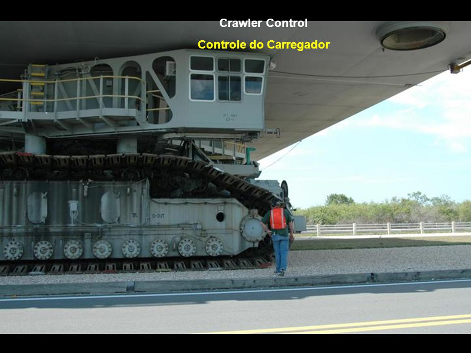 Crawler Control Controle do Carregador