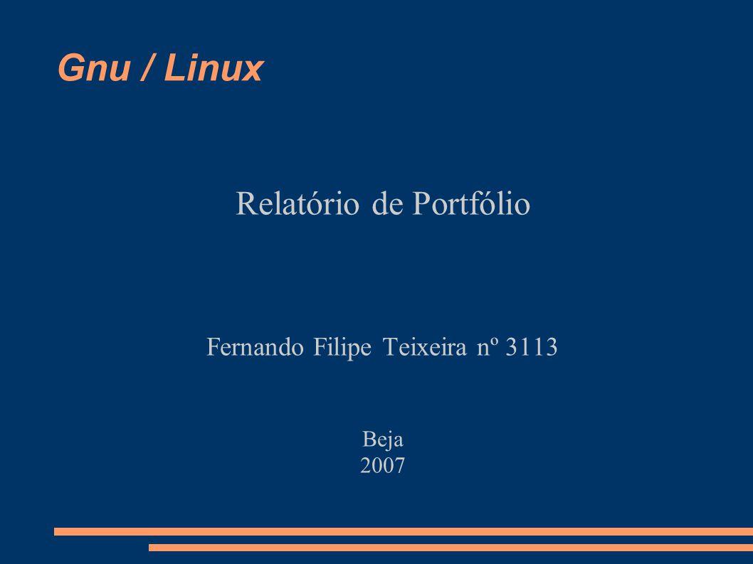A Actividade 10/10 (Re)Compilação do Kernel 3/3  Necessita do acesso administrativo.