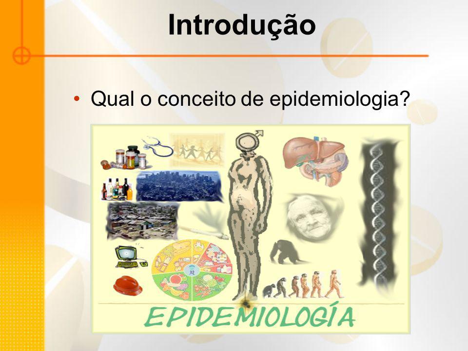 Epidemiologia EPI (Sobre) DEMO (População) LOGOS (Tratado)