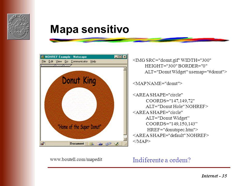 Internet - 35 Mapa sensitivo <IMG SRC=