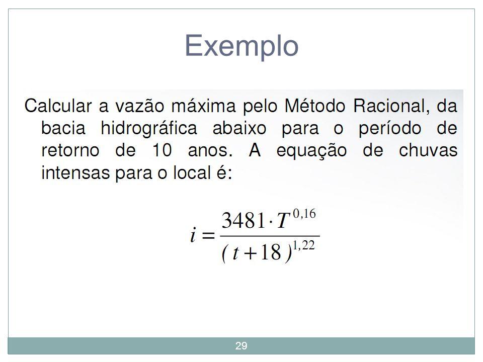 29 Exemplo