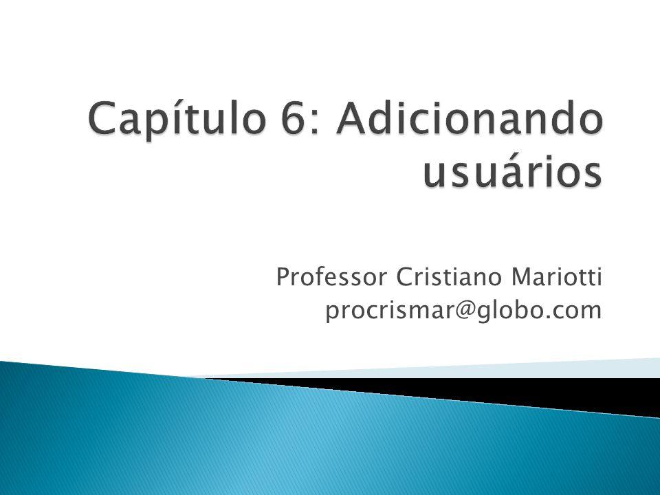 Professor Cristiano Mariotti procrismar@globo.com