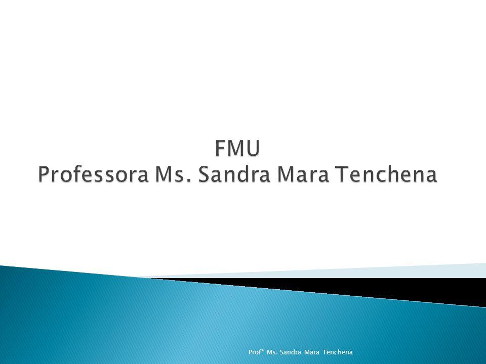 Profª Ms. Sandra Mara Tenchena