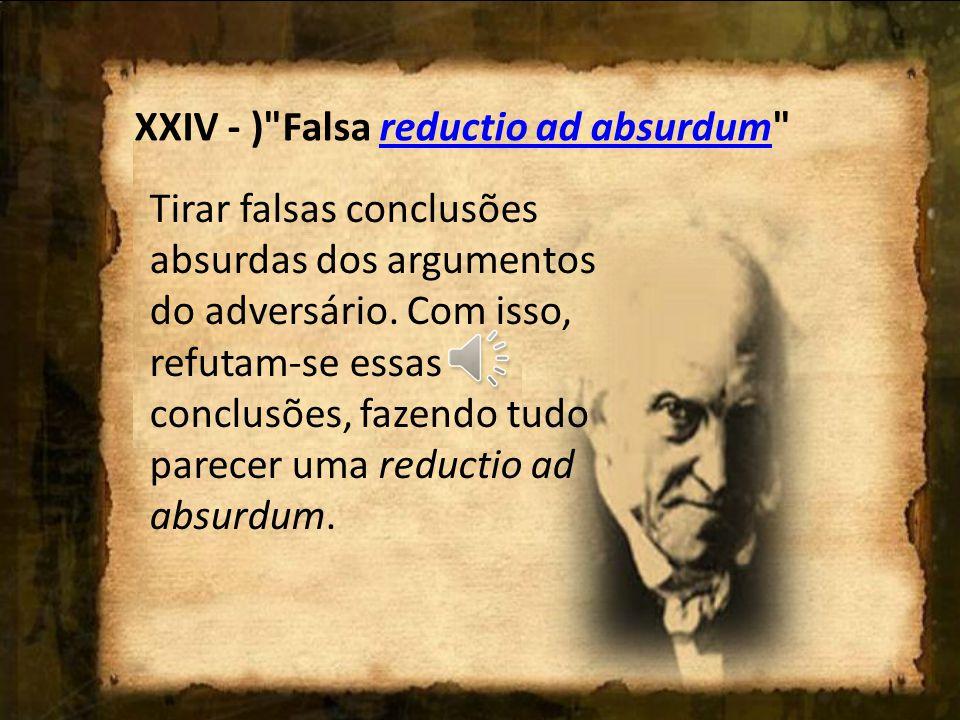XXIII - )