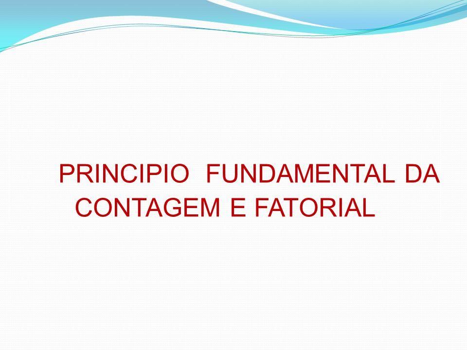 Fatorial Considerando n um número natural maior que 1 (um), podemos definir como fatorial desse número n (n!) o número: n.