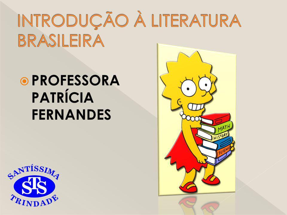  PROFESSORA PATRÍCIA FERNANDES