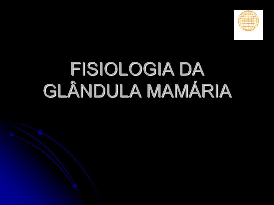 FISIOLOGIA DA GLÂNDULA MAMÁRIA