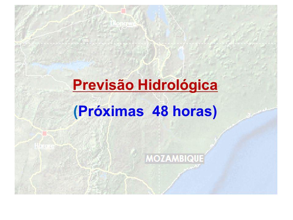 21 Previsão Hidrológica (Próximas 48 horas)