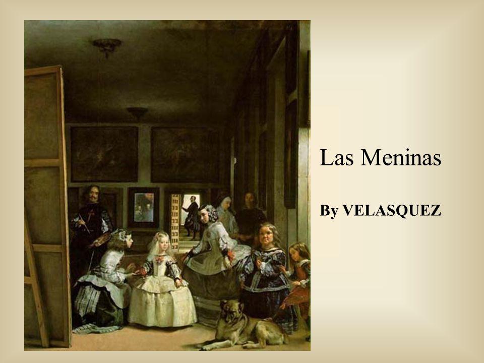 Las Meninas By VELASQUEZ