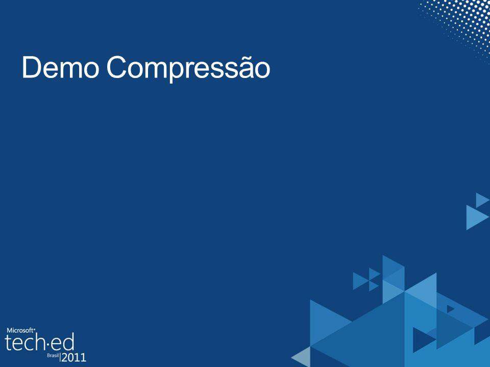 Demo Compressão