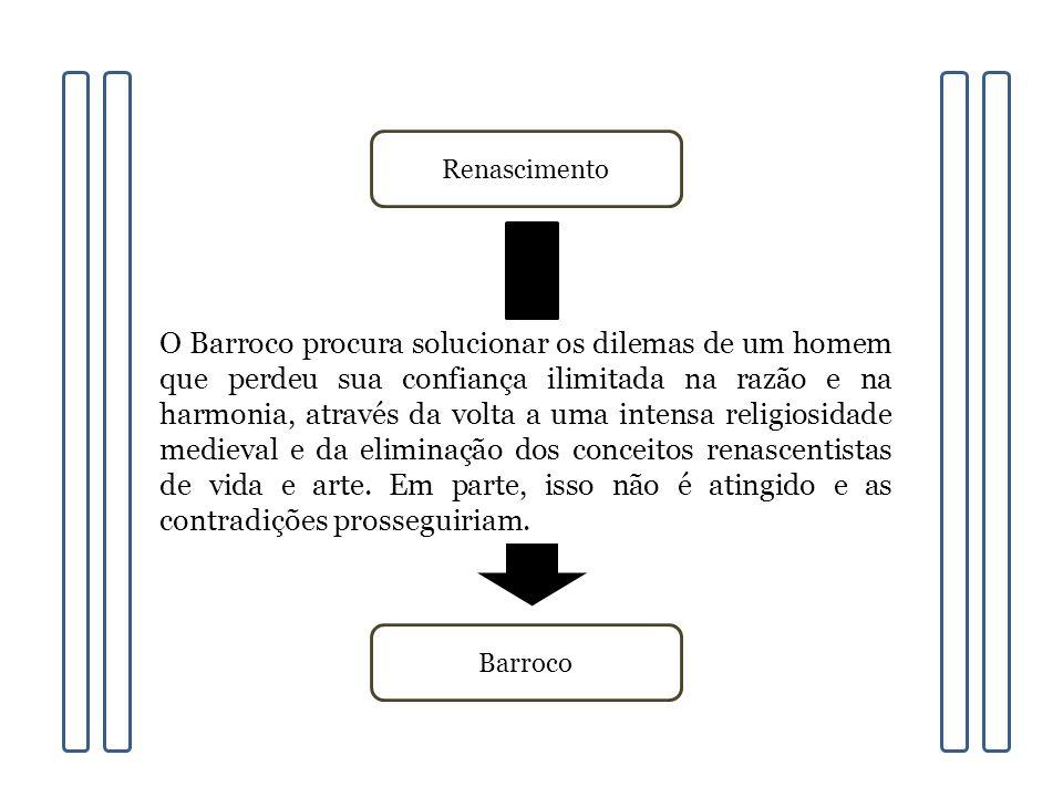 valores medievaispadrões renascentistas espiritualismoEspírito Barrocomaterialismo Contra-Reforma Humanismo