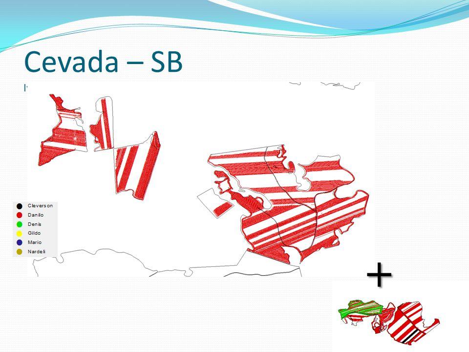 Cevada – SB Ivan? +