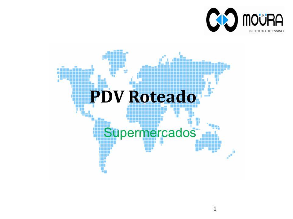 2 Objetivo O sistema roteado é utilizado em supermercados para solucionar as possíveis falhas de comunicação entre o servidor e os pdvs (caixas).