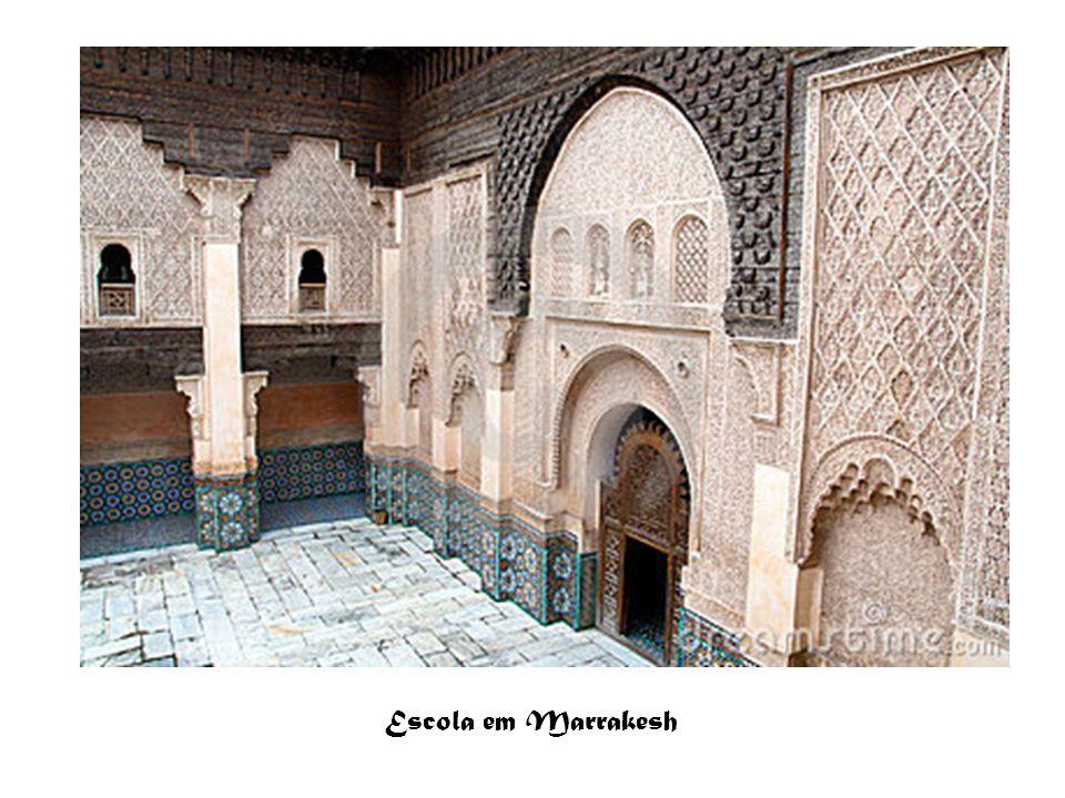 Escola em Marrakesh