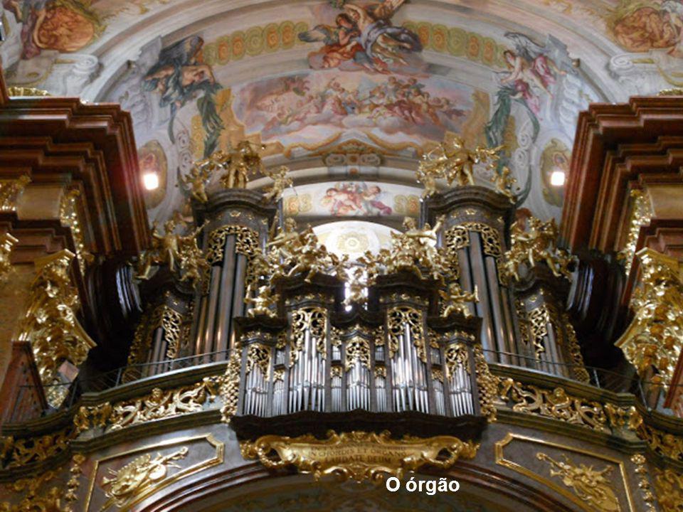 O órgão