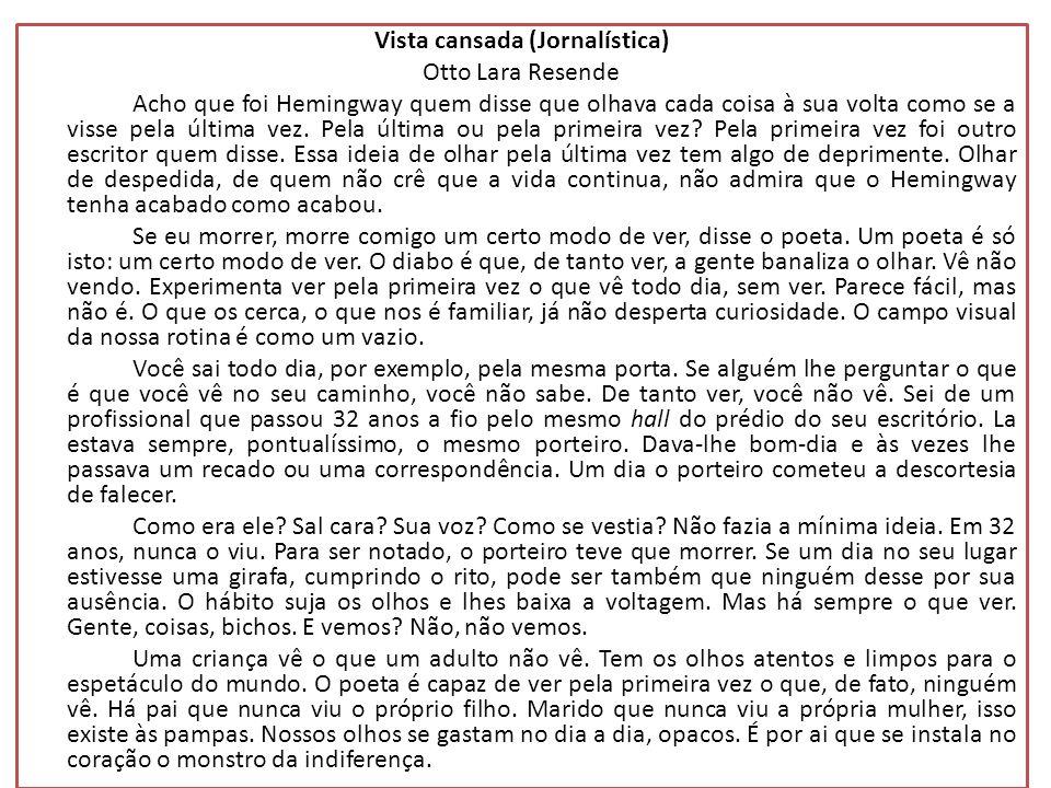 PROPOSTA 4 (UFSC) Escreva um texto que responda à pergunta: Ainda existe no Brasil de hoje pessoas como o personagem Zé do Burro, da obra de Dias Gomes, O Pagador de Promessas.
