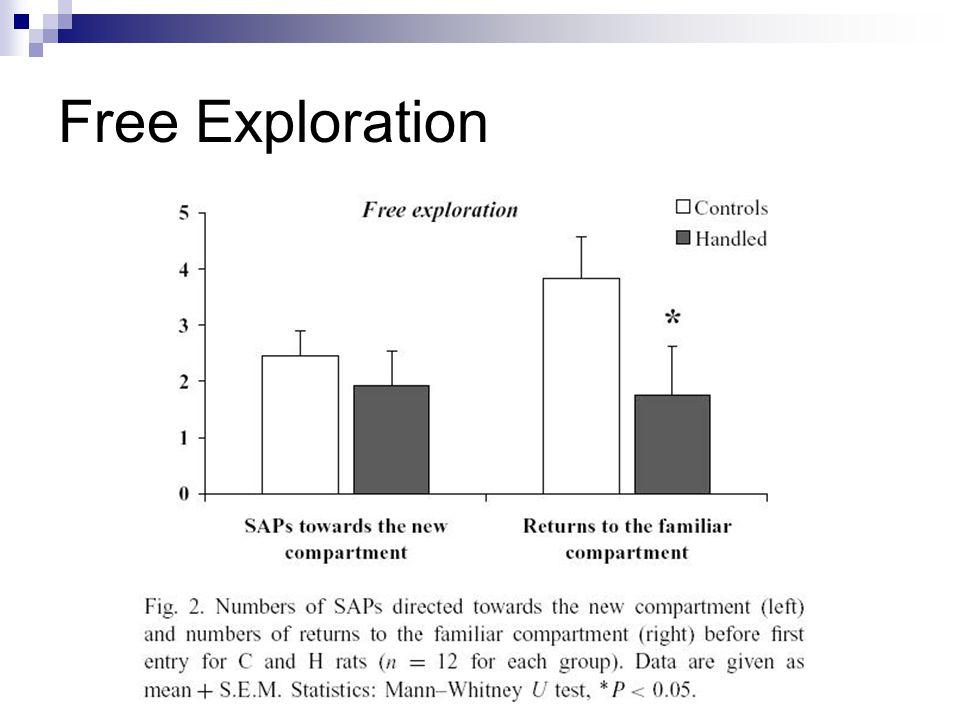 Free Exploration