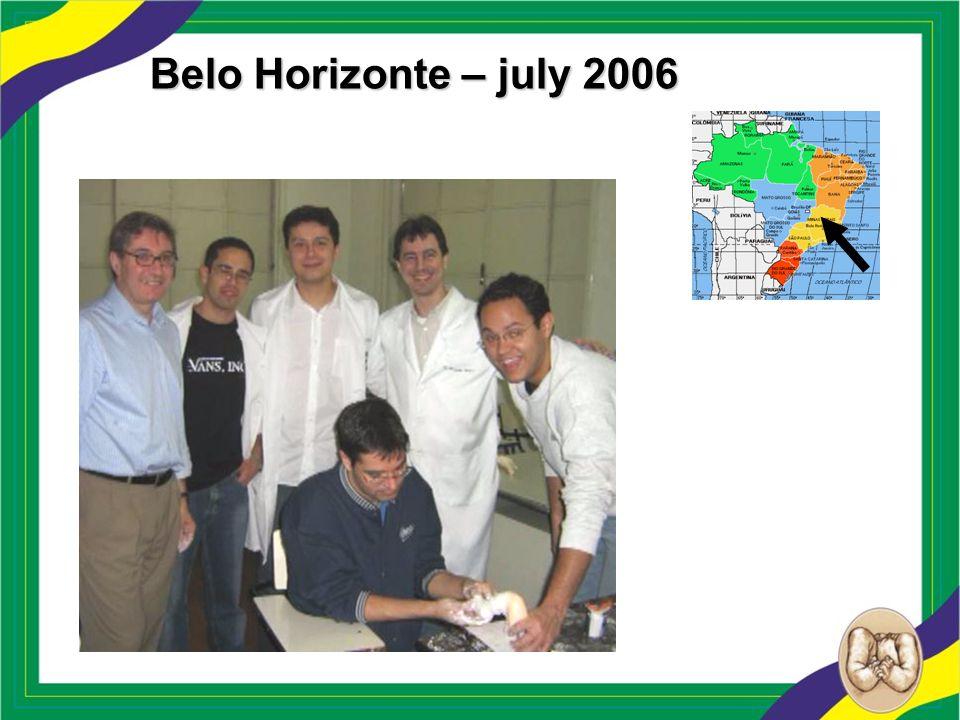 Belo Horizonte – july 2006