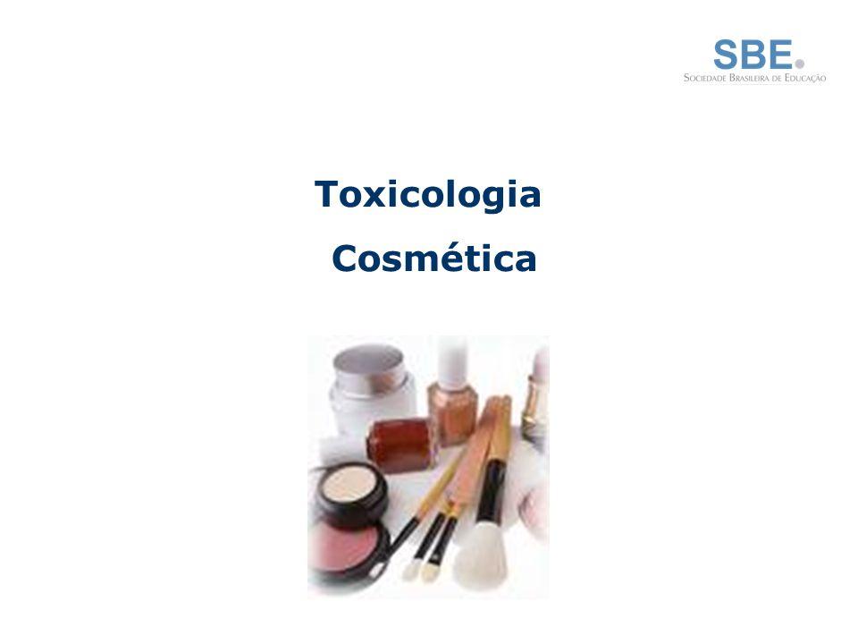 Toxicologia Cosmética