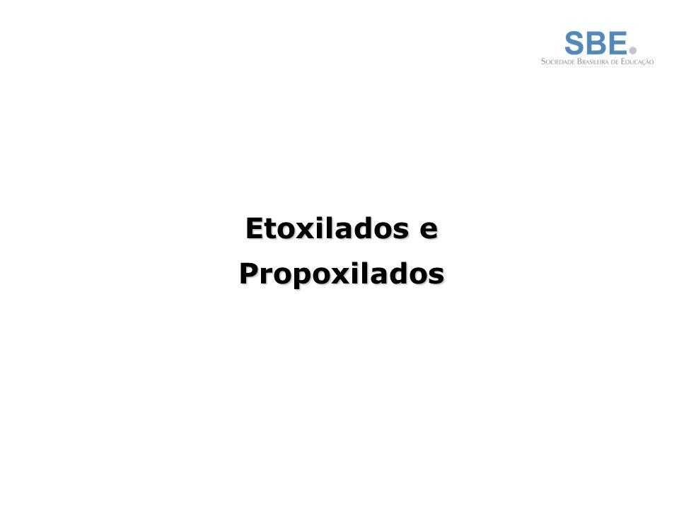 Etoxilados e Propoxilados