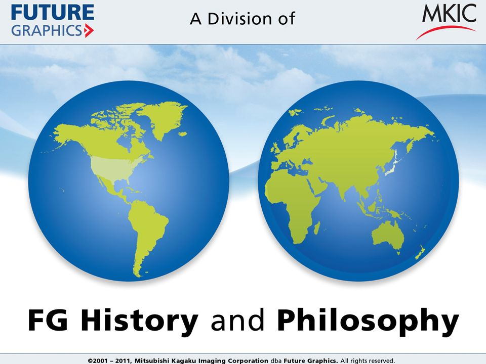 History of Future Graphics The world's leading value-add distributor