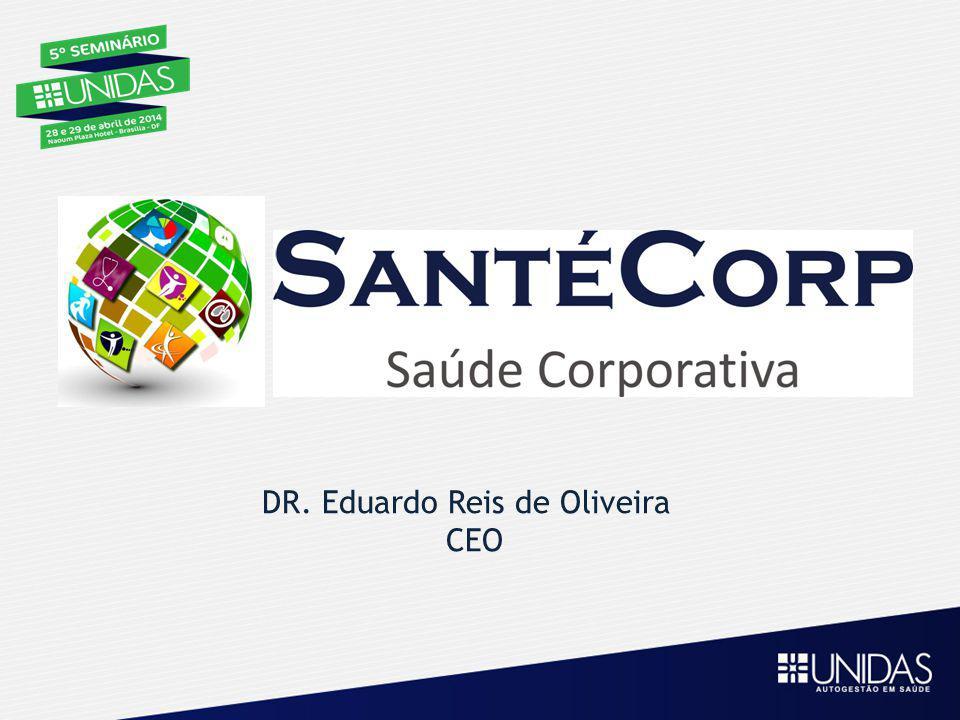 DR. Eduardo Reis de Oliveira CEO