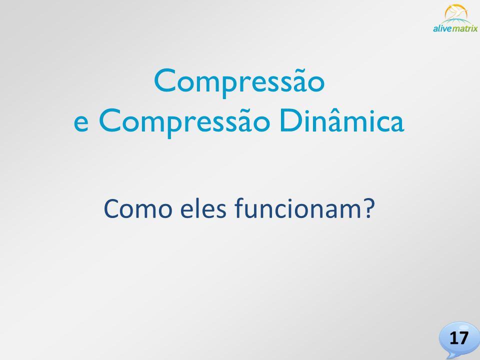 Compressão e Compressão Dinâmica Como eles funcionam 17