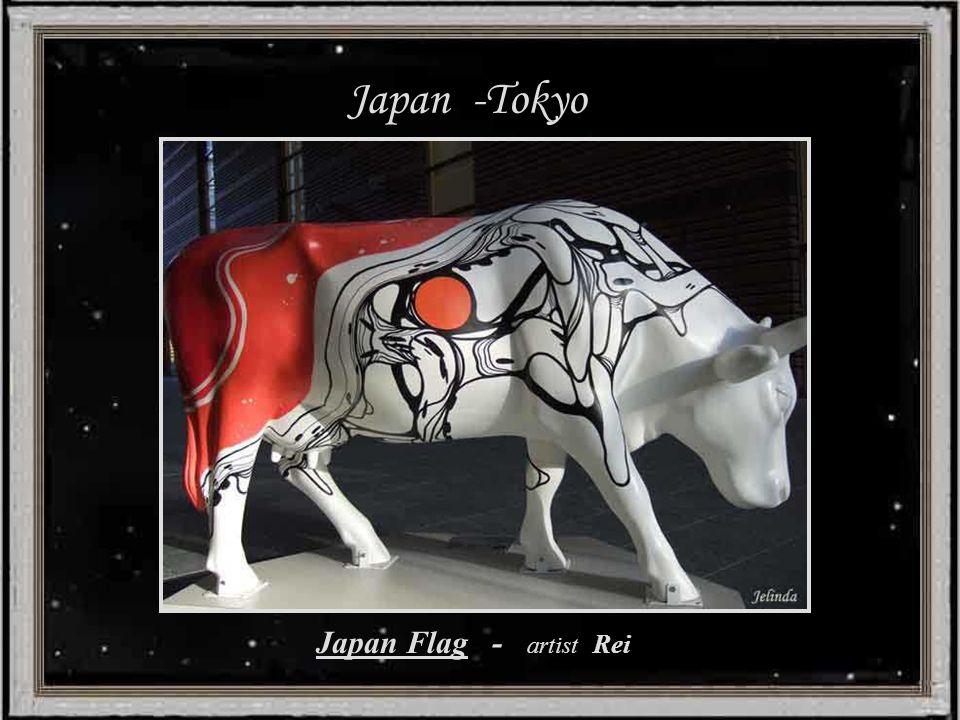 Japan - Tokyo Cowmics Heroine - artist Mariko Ueno