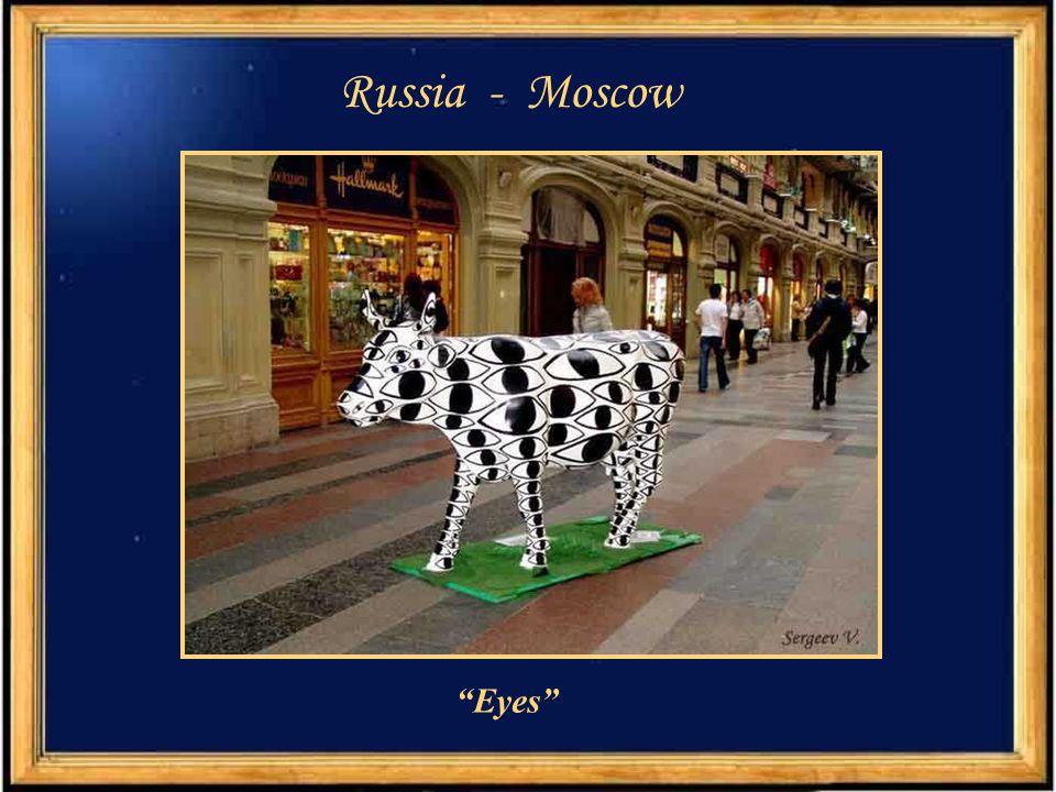 Romania - Bucharest »Varca Lui Noe » or Noah's Arcow - artist Mihai Tenovici