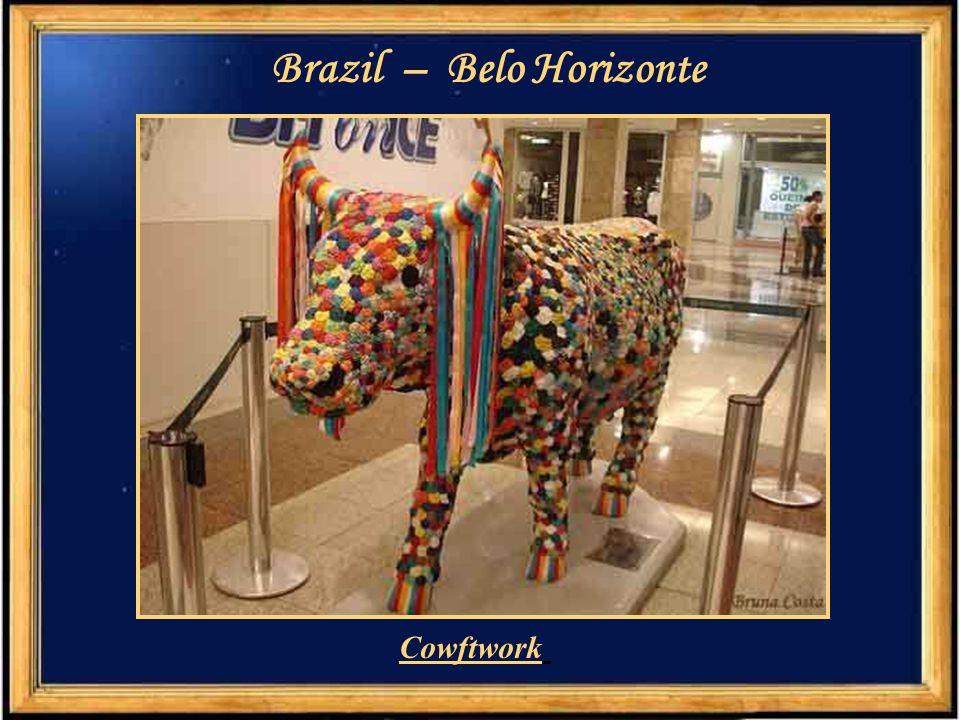Brazil – Belo Horizonte Cowftwork