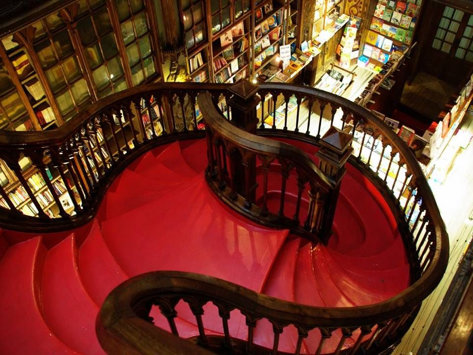 Opened in 1906, Livraria Lello is one of the most beautiful bookstores in Porto and the world. It is the flagship store for one of the most important