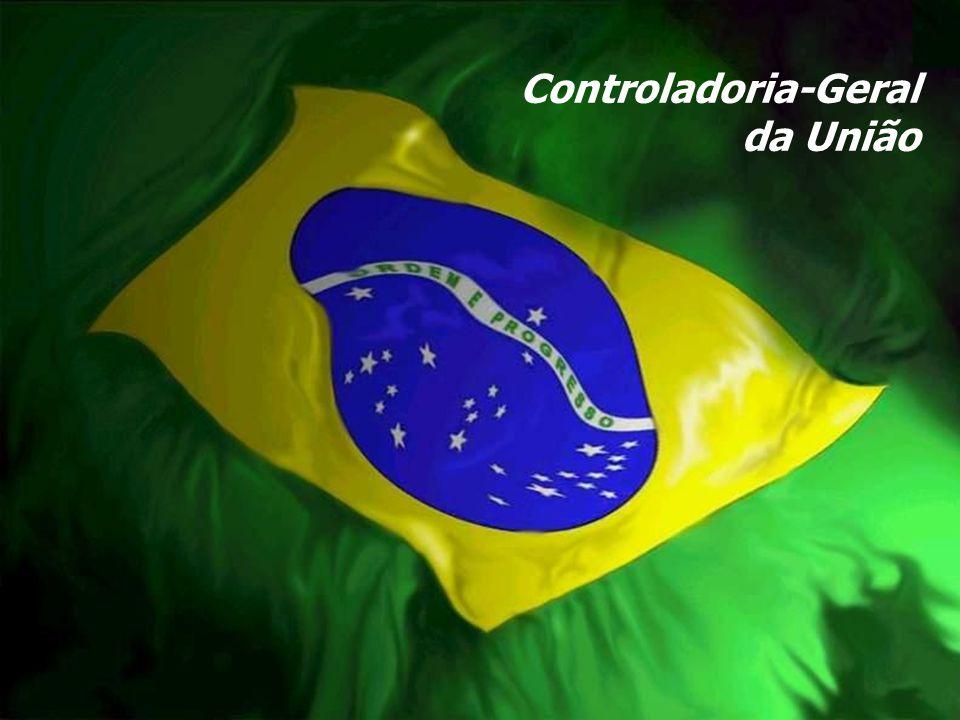 CONTROLADORIA GERAL DA UNIÃO - CGU Controladoria-Geral da União