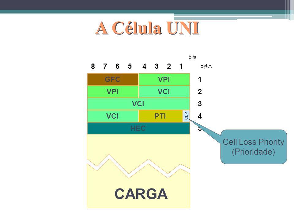 GFC O objetivo desse campo, só presente nas células da UNI, seria de controlar a quantidade de dados que entra na rede para evitar congestionamentos.