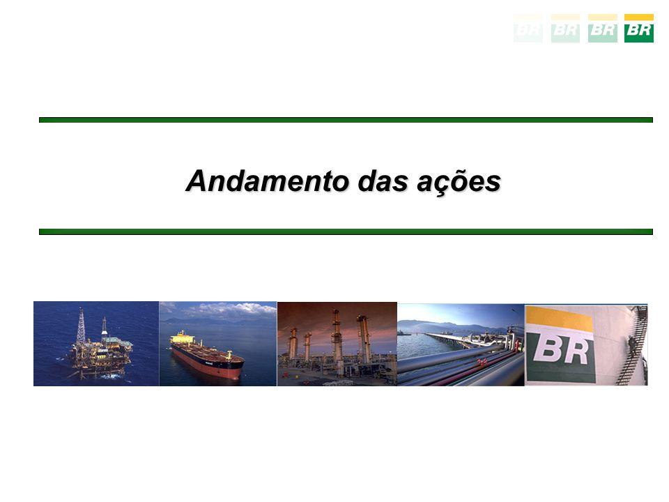 DataLocalidadesSTATUS Jan-09São Paulo e Rio de Janeiro Mai-09Regiões Metrop.