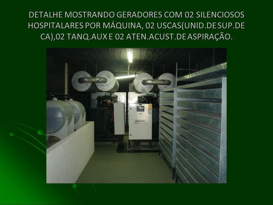 PORTA ACÚSTICA DA CABINE DE GERAÇÃO DO HAB