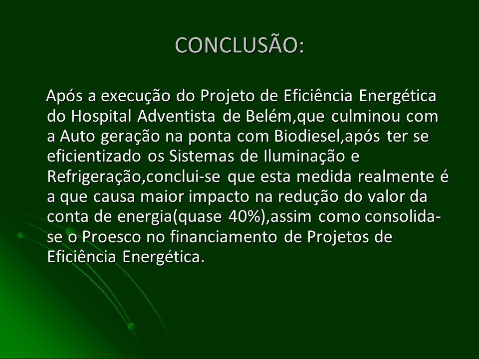 Grupo-Gerador de 500 KVA movido a Biodiesel que foi usado no projeto do Hospital Adventista de Belém