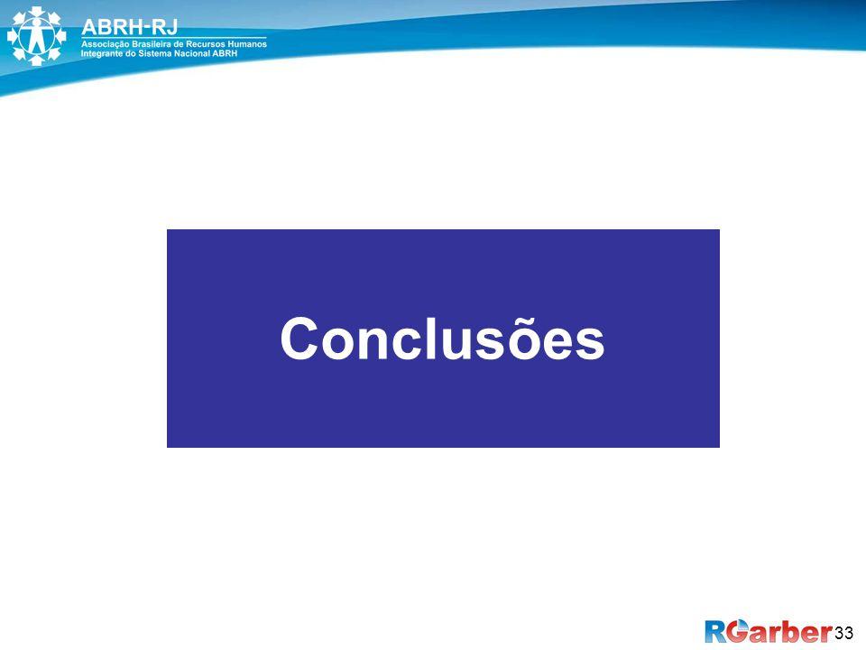33 Conclusões