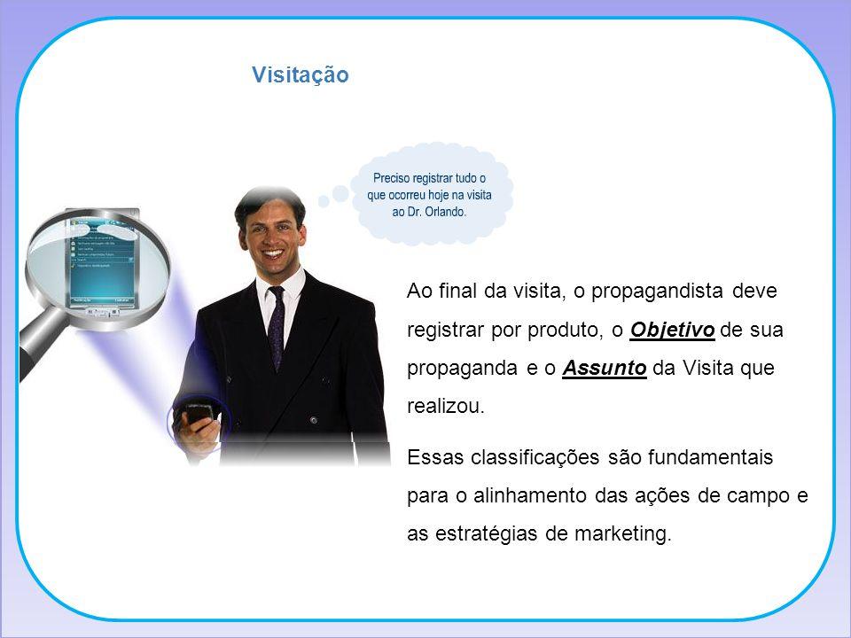 Classificação da Propaganda Objetivo Prospecção; Conquista; Manutenção; Ampliação.